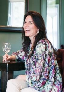 Sara Laughing